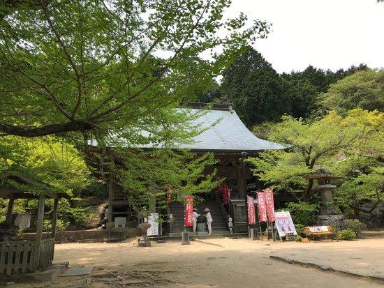 Taisenji Temple: 大山寺