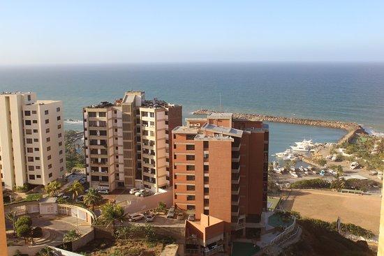 Venezuela Marriott Hotel Playa Grande: Nos encantó la vista de la habitación
