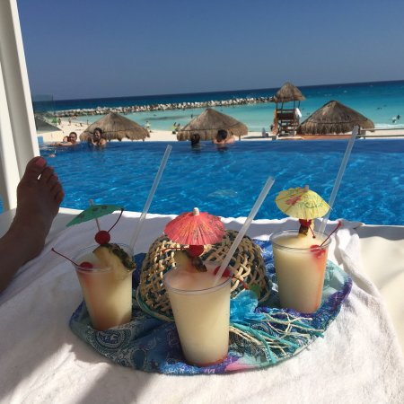Krystal Grand Punta Cancun Picture Of Reflect Krystal Grand Cancun
