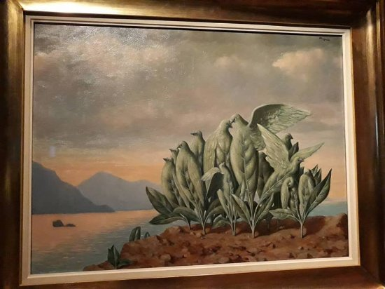 Musee Magritte Museum - Royal Museums of Fine Arts of Belgium : Magritte
