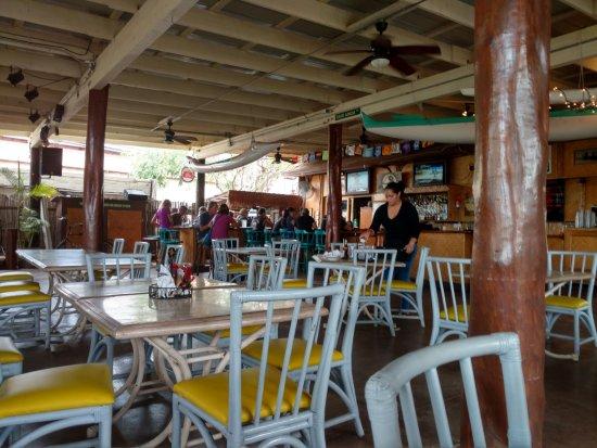 Kaunakakai, هاواي: Bar/Dining Area