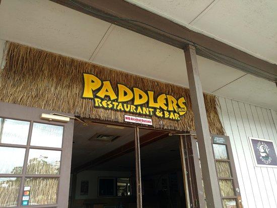 Kaunakakai, هاواي: Entry Sign