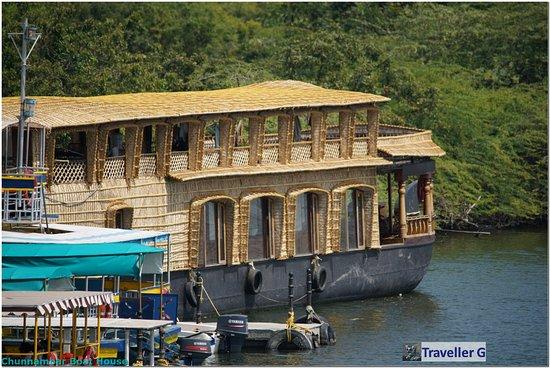 Chunnambar Boat House
