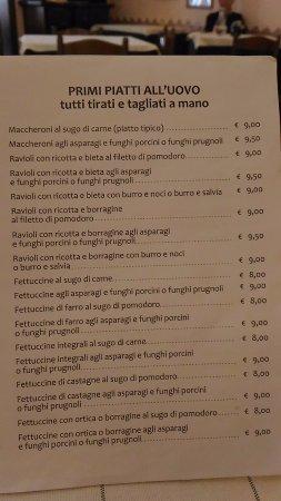 Poggio Moiano, Italy: Primi