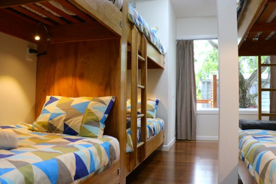 Oxford, Nueva Zelanda: OQB Dorm room