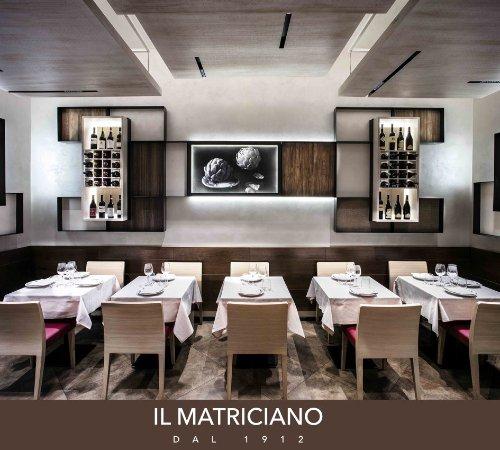 il matriciano ristorante in rome