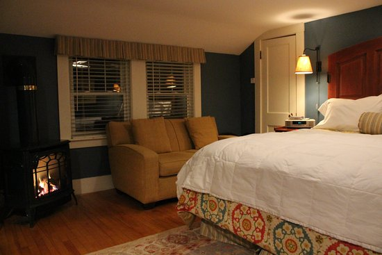 Sugar Hill, Nueva Hampshire: Brickford Suite