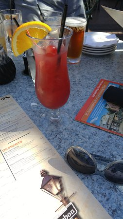Harry's Seafood Bar and Grille: Hurricane. So good!
