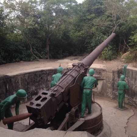 Cannon Fort Cat Ba Hotel Photo