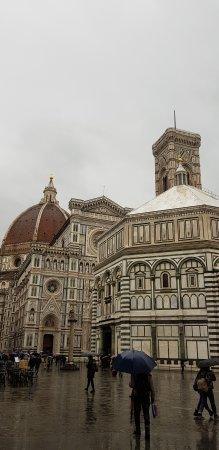 Hotel Atlantic Palace: Il Duomo