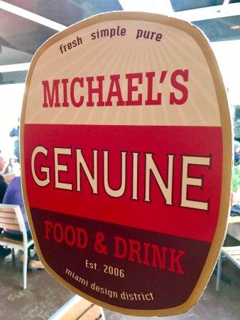 Michael's Genuine Food & Drink: Brasao