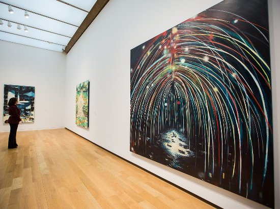 Texas: Explore galleries for every artistic taste.