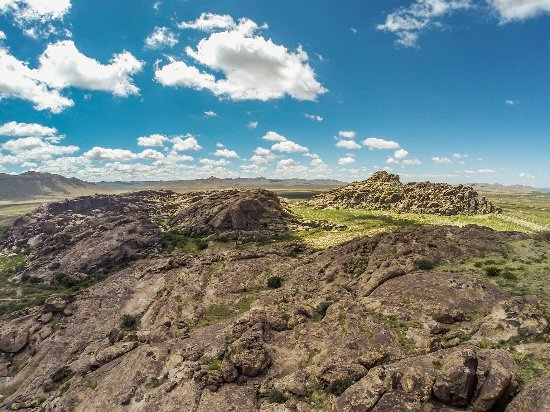 Texas: Hueco Tanks State Historic Site offers awe-inspiring views.