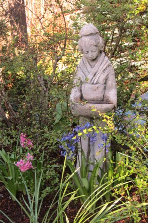 Castle Rock, WA: Stillmeadows Gardens and Retreat