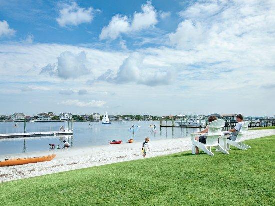 Wrightsville Beach Waterway Paddling