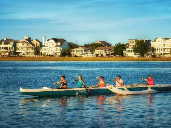 Wrightsville Beach Outriggers