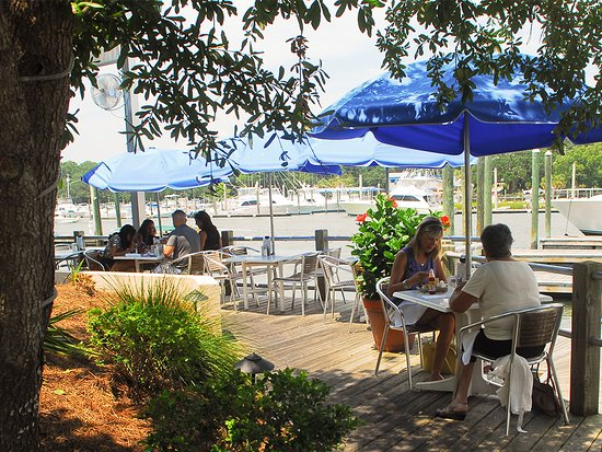 Wrightsville Beach Dockside Dining