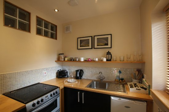 Wigmore, UK: Your own kitchen gives you flexibility during your stay