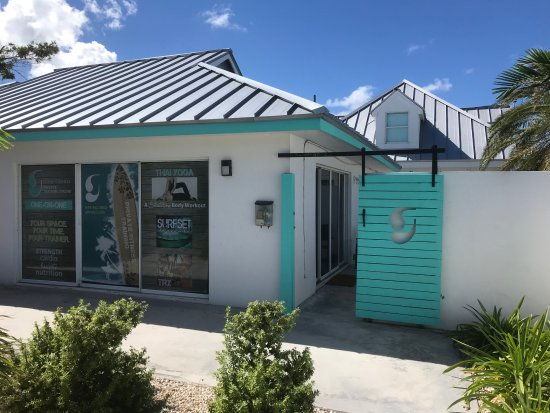 Turtle Cove, Providenciales: Glow Studio ... sessions by appointment only.