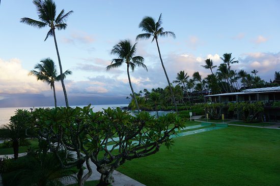 The Mauian Hotel on Napili Beach Picture