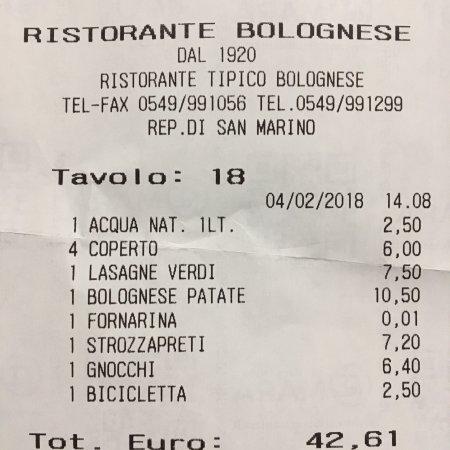 Ristorante Bolognese: photo0.jpg