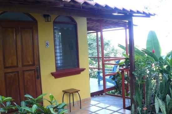 Aparthotel Vista Pacifico: Room number 8