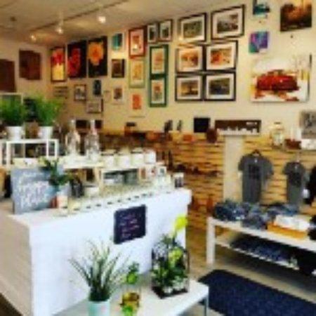 Verona, WI: Inside store