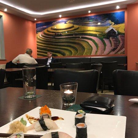Asia Cuisine und Sushi Bar
