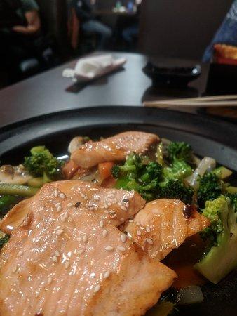 Ninja Sushi Steakhouse