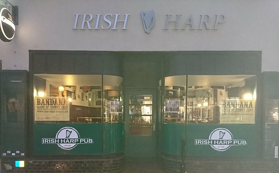 Wittenberg, Germany: Irish Harp Pub
