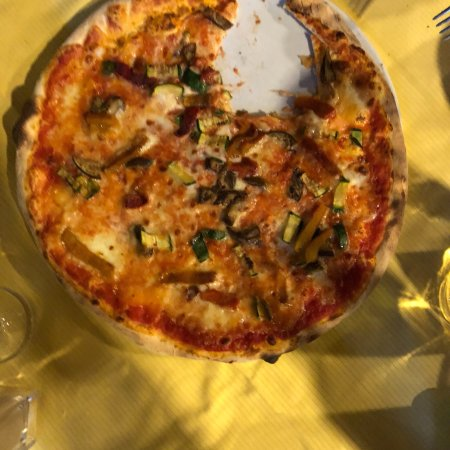 Friendly Italian food nestled in the edge of the ski slopes