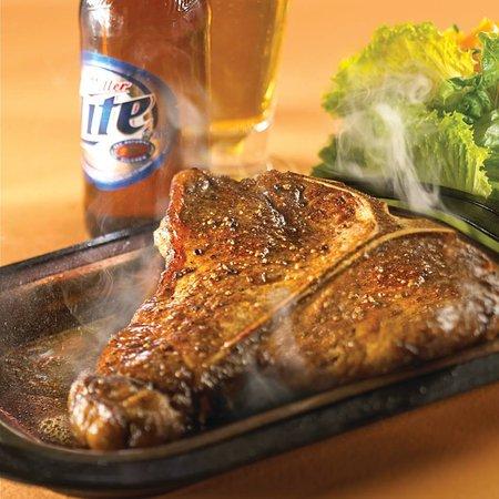 Brann's Steakhouse and Grille : Porterhouse