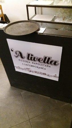 A' Livella Pizzeria Napoletana