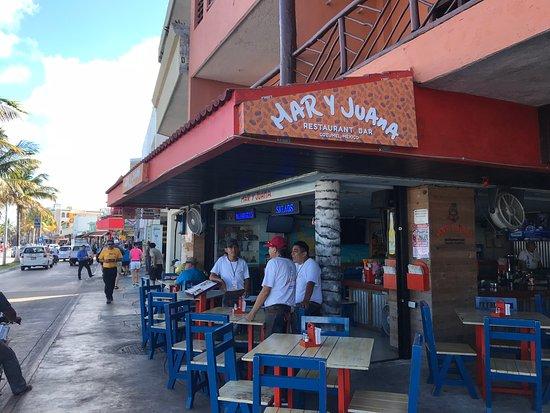 Mar y Juana: Friendly staff