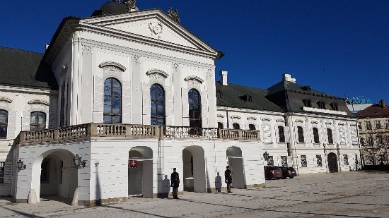 Grassalkovich Presidential Palace: 20180130_115240_large.jpg