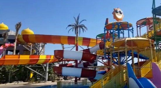 Aladdin Beach Resort Photo