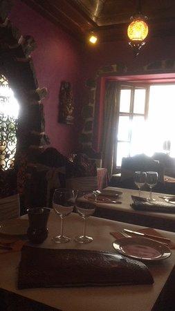 Masala Indian Restaurant: Masala restaurant ambiance