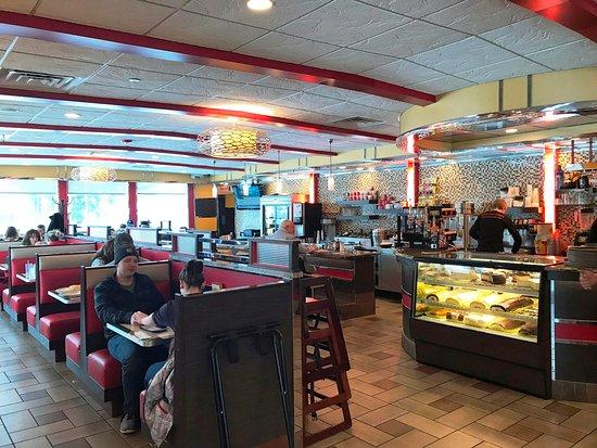 Extensive Menu Picture Of Ambrosia Diner Queensbury Tripadvisor