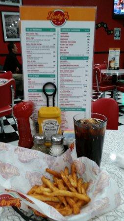 Franklin, Kentucky: Lucky 7 Diner