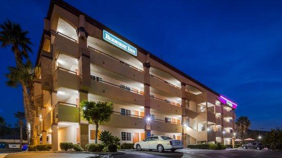 San Ysidro, CA: Exterior Hotel