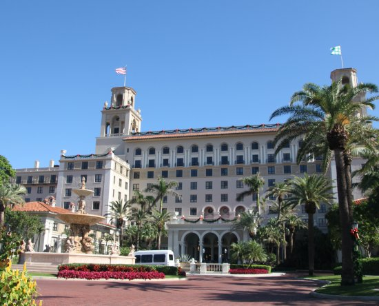 Palm Beach, FL: The Breakers Hotel.