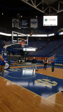 Rupp Arena: 20180201_170523_large.jpg