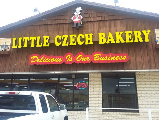 West, TX: bakery