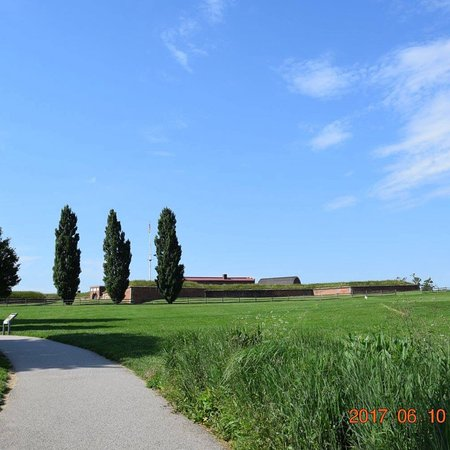 Fort McHenry National Monument : Fort McHenry