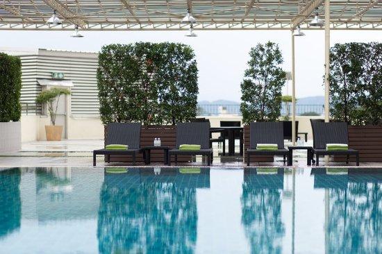 Holiday Inn Chiang Mai: Pool