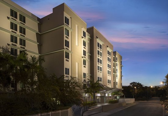 SpringHill Suites Miami Downtown/Medical Center Hotel