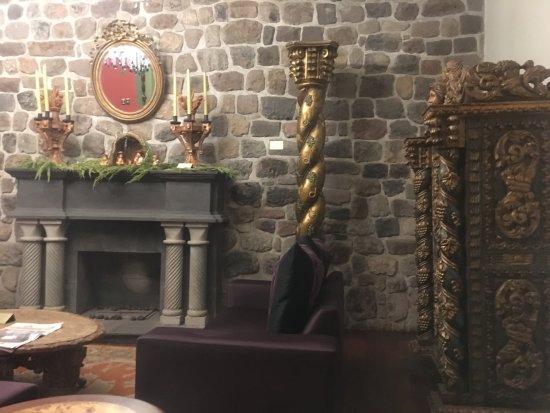 Aranwa Cusco Boutique Hotel : Genial cada rincón