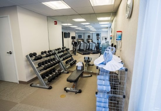 SpringHill Suites Winston-Salem Hanes Mall: Health club
