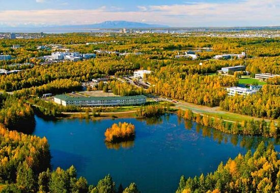 SpringHill Suites Anchorage University Lake Hotel