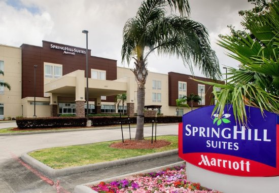 SpringHill Suites Houston NASA/Seabrook Hotel